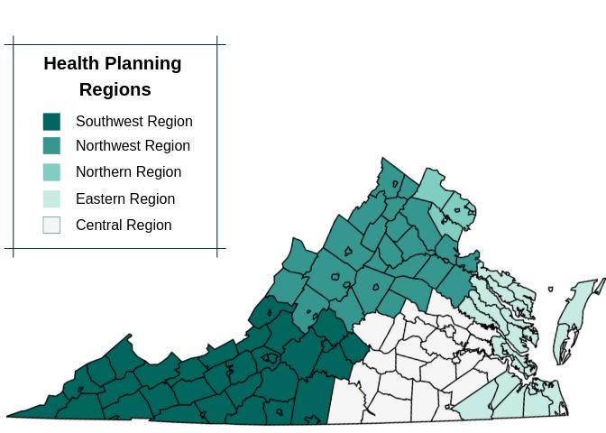 Free Clinics in Virginia