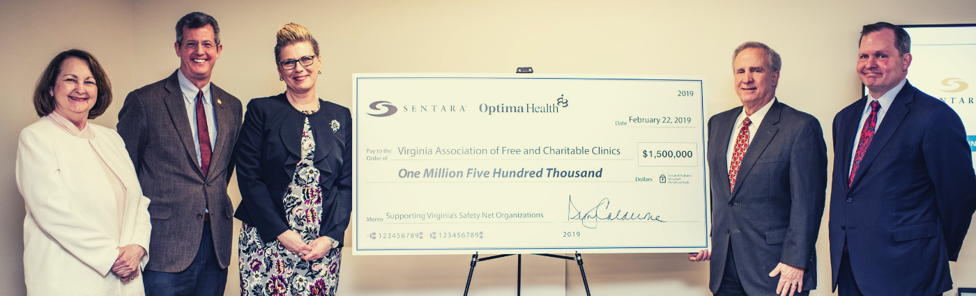 About the Virginia Association of Free & Charitable Clinics